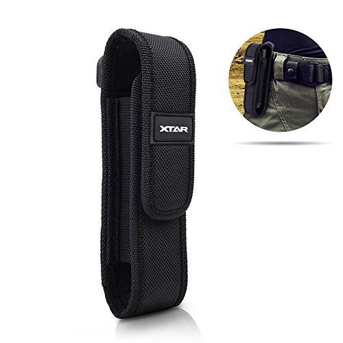HAMISS XTAR T220 Fenix Flashlight Pouch LED Torch Outdoor Work Camping Hiking Multitool Flashlight Pouch Nylon