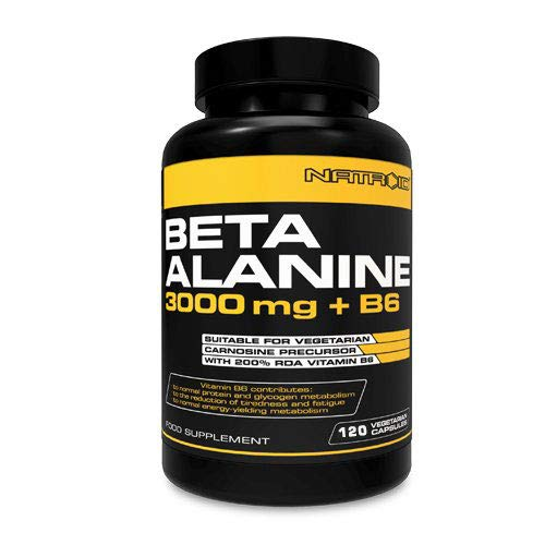 Natroid Beta Alanine 3000mg + B6