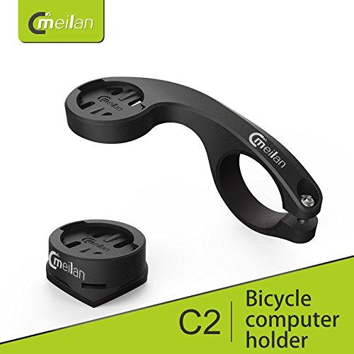 MeiLan Soporte universal para ordenador de bicicleta para Garmin Edge 1000\810\800\520\510\500\200\25\20\Touring Series, para otras marcas