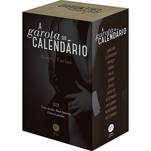 Livro - Box a Garota do Calendario