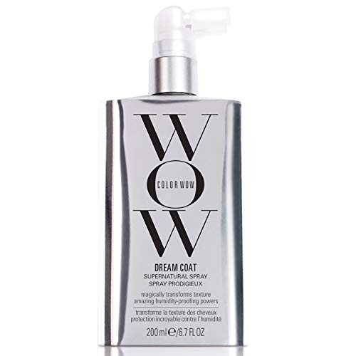 COLOR WOW - Spray sellador efecto natural Dream Coat, 200 ml