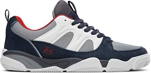 eS Silo Shoes EUR 43 Navy White Grey