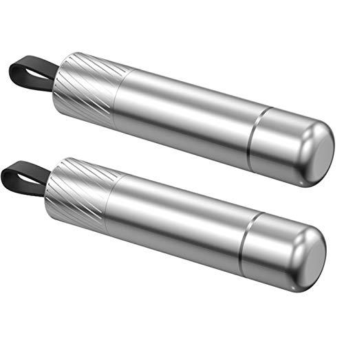 IYOYI 2 Stück 2-IN-1 Auto Hammer mit Gurtschneider Integriert, Auto Notfallhammer, Sicherheitshammer mit Gurtschneider für Auto, Bus, PKW, LKW