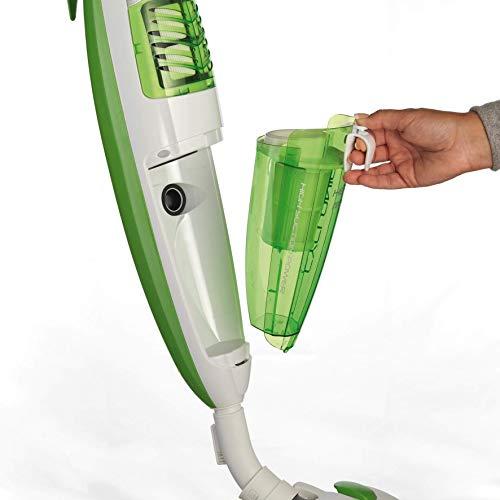 Ariete 276920, Scopa elettrica, Bianco e Verde, 600 W, 1 Liter