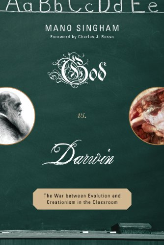 God vs. Darwin: The War between Evolution and Creationism in the Classroom (English Edition)