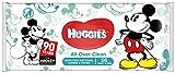 Huggies Salviette Disney - 1 Pacco, Imbalaggio Modelli Assortiti, Motivo Disney