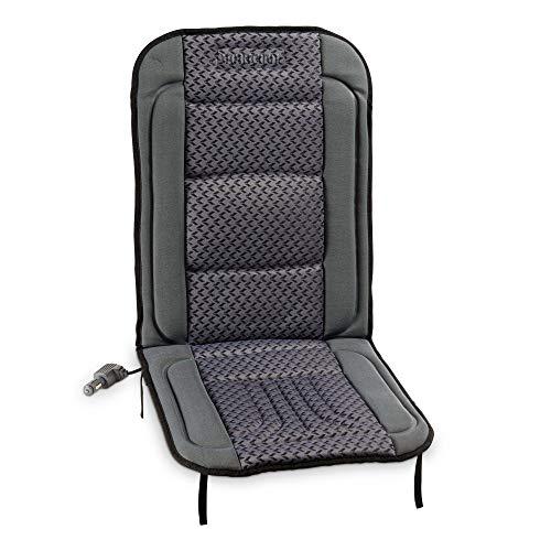 MOBICOOL 9600000392 MH 40GS - Beheizbare Sitzauflagen, Sitzheizung 12V fürs Auto, Anschluss im Zigarettenanzünder