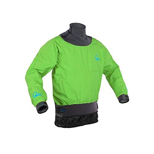 Palm Kajak oder Kajak - Vertigo Wildwasser Mantel Jacke Mantel Kalk - Leichtgewicht. Wasserdicht und atmungsaktiv
