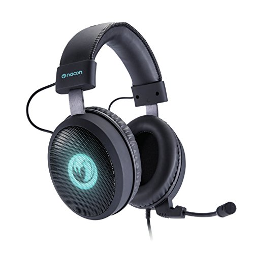 Nacon Gaming Headset 7.1 GH-300SR: 7.1 PC, Stereo PS4