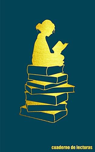 Cuaderno de Lecturas: Resume tus libros favoritos-metodología incluida-estudiantes y entusiastas ideales-índice de registros-116 páginas