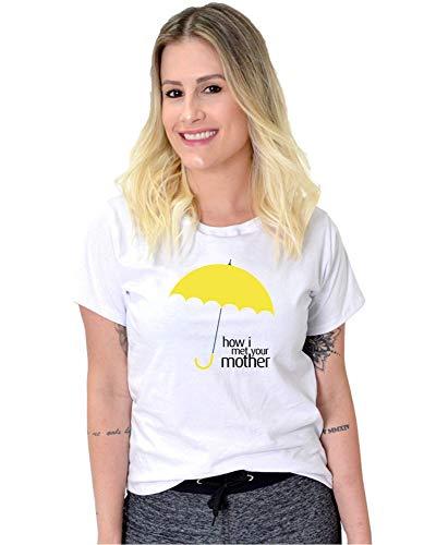 Camiseta How I Met Your Mother 100% Algodão (Cinza, G)