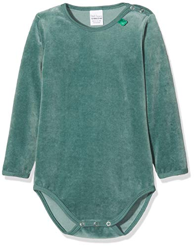 Fred's World by Green Cotton baby-jongens rompertje Velvet body