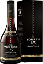Brandy Torres 15 Imperial Brandy Reserva Privada 700 ML