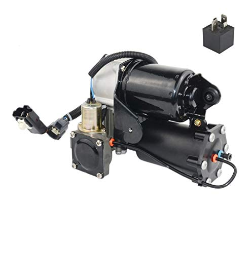 XIAOSHI Little Oriental AP03 Air Suspension Compressor Pump Hitachi Style+Relay Fit For Range Rover Sport Discovery 3&4 LR072537 LR044360 LR023964