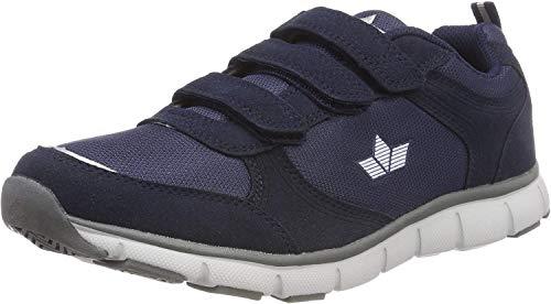 Lico Unisex-Erwachsene Lionel V Fitnessschuhe, Blau (Marine/Grau), 41 EU
