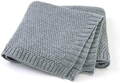 Baby Blanket Knitted Newborn Swaddle To Ultra-Cheap Deals Soft 2021 Blankets Super Wrap