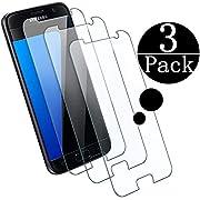 FURgenie Screen Protectors Clear Compatible 40MM Screen Protectors.Black.01.28