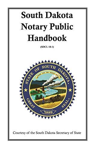 South Dakota Notary Public Handbook (English Edition)