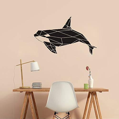 Yaonuli Geometrie Moderne orque sticker zee decoratie dieren waterdicht vinyl sticker badkamer klaslokaal