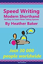 shorthand writing book