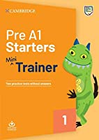 Pre A1 Starters Mini Trainer with Audio Download (Fun Skills)