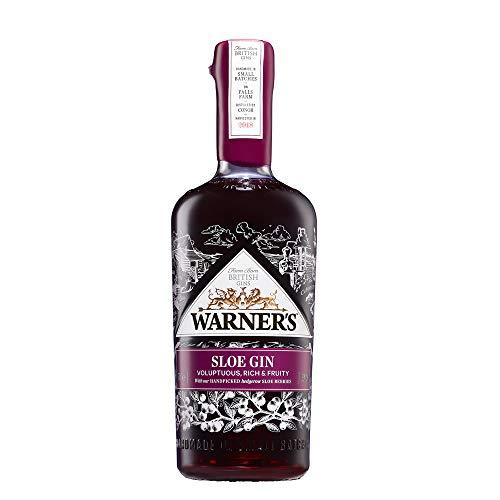 Warner Edwards Sloe Gin, 30% volume (1 x 0.7 l)