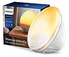 Image of Philips SmartSleep Wake. Brand catalog list of Philips SmartSleep.