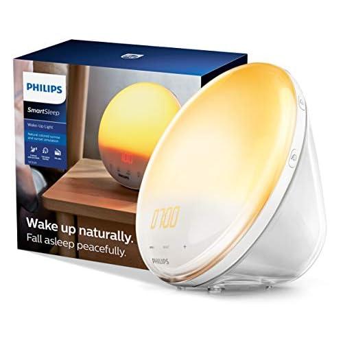 Philips SmartSleep Wake-up Light, Colored...