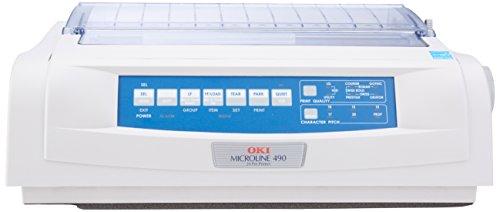 OKI Okidata ML490 - Impresora de Impacto (24 Pines)