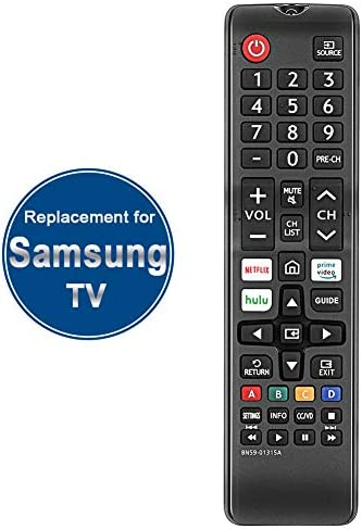 Gvirtue BN59 01315A BN59 01315D Replacement for Samsung Remote Control and Smart 4K Ultra UHD product image