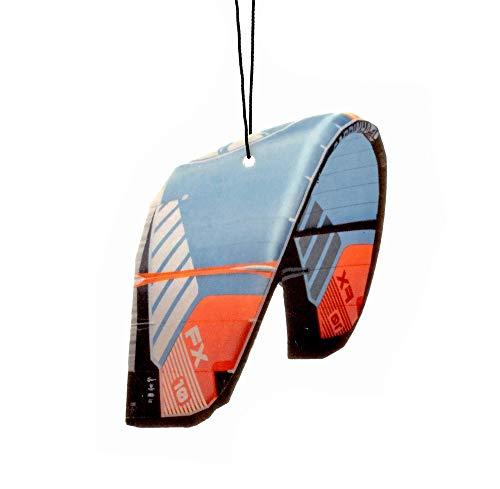 Fresh Kitesurfing Duftbaum Duft Miami Beach | Gadget für den Kitesurfer | Auto Duftbaum (Cabrinha FX)