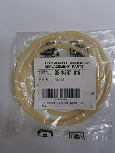 日立 衣類乾燥機 マルベルト DE-N45R7(016) 純正部品 ベルト