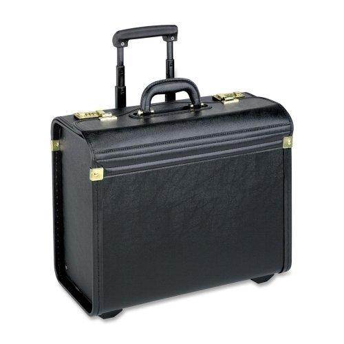 Lorell LLR61613 Oversized Rolling Catalog Case