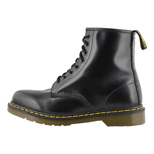Dr. Martens Air Wair Unisex Stiefel black smooth Größe 42