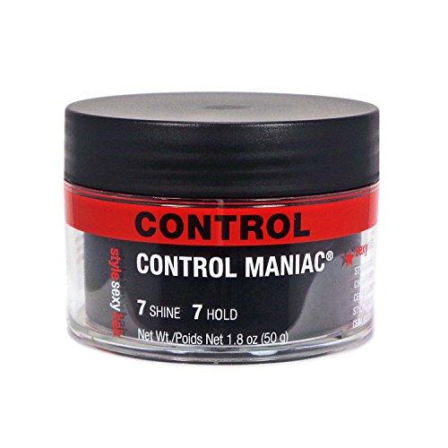Sexy Hair - Soin Du Cheveu - Short Control Maniac Wax - Coiffure 50ml
