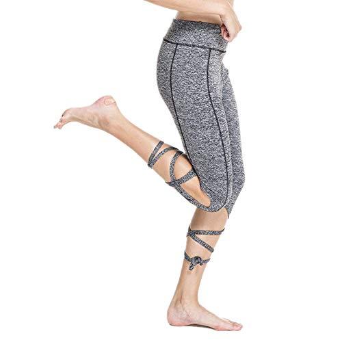 Pantalones De Yoga para Mujer Pantalones De Entrenamiento Y Running con Control De La Barriga Ultra Suaves Y Cómodos para Mujer