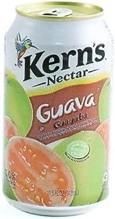 Kern's Guava Nectar - 12/11.5 oz
