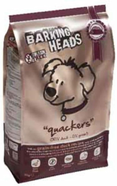 Barking Heads Quackers GrainFree Adult Dog Food 2kg