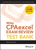 Wiley CPAexcel Exam Review 2021 Test Bank: Regulation (1-year access)
