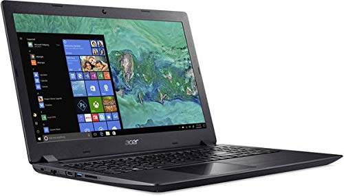 Acer Aspire A315-21 15.6-Inch Laptop - (Black) (AMD A9-9420 3.0 GHz, 8 GB RAM, 1 TB HDD Plus 128 GB SSD, Windows 10 Home)