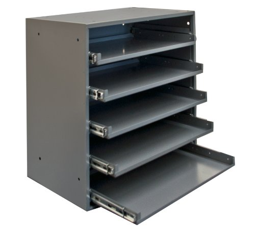 Durham Cold Rolled Steel Heavy Duty Large Compartment Boxes