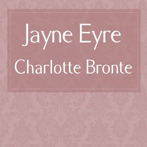 Jane Eyre [RNIB Edition] cover art