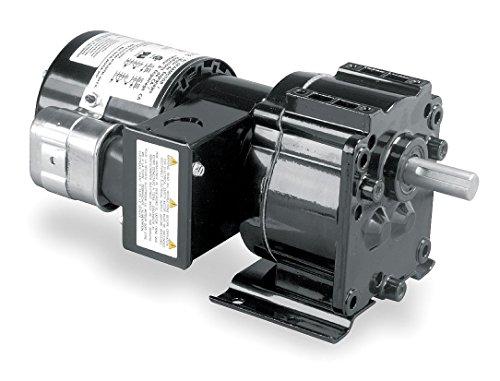 AC Gearmotor, 139 RPM, TEFC, 115/230V