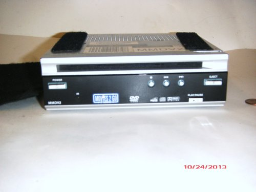 MMDV2 Automotive DVD Player