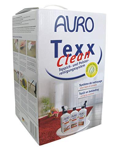 Auro - Système de nettoyage pour tapis et canapé - Texxclean - N° 668