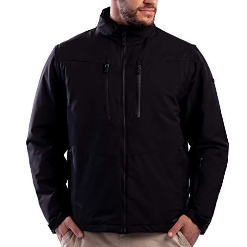 SCOTTeVEST Men's Revolution 2.0 Jacket Vest | 25 Pockets | Anti-Pickpocket