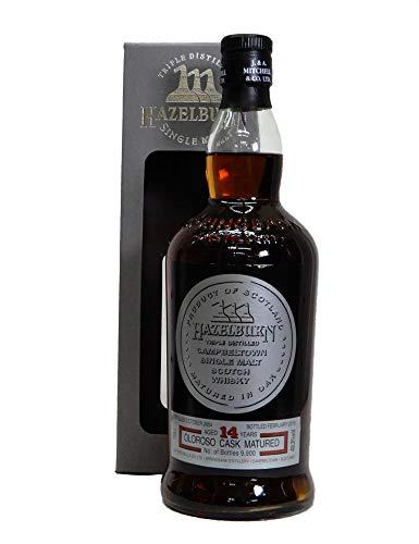 Hazelburn 14 Years Old Oloroso Cask Matured 2004 Whisky (1 x 0.7 L)