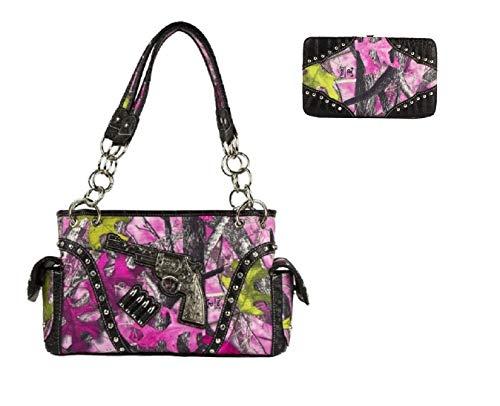 pink gun purse - 7