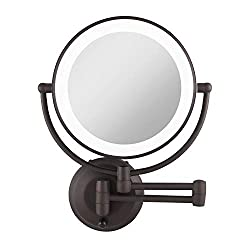 The Best Lighted Makeup Mirror Product Reviews Makeup
