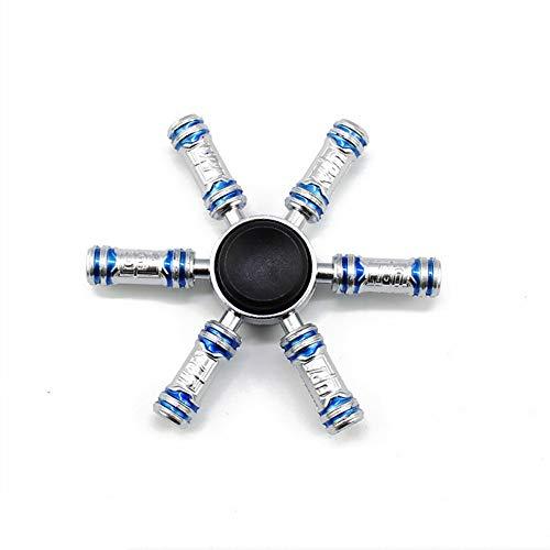 ELECTRON Matar el tiempo de la persona agitada Spinners for adultos y niños de alivio del estrés Spinners Mano con de alta velocidad de rodamiento aliviar la ansiedad mitigador de la tensión de la man
